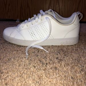 Women's Adidas Cloudfoam All White